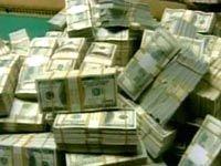 125 миллиардов долларов займут российские банки и компании в 2008 году
