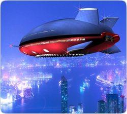 Летающая яхта: небесная резиденция для олигарха