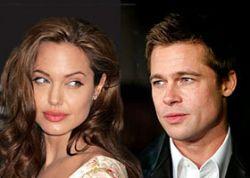 Джоли и Питт отправляются на поиски ребенка
