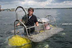2Dive - cамодельная подводная лодка (фото)