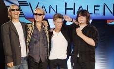Группа Van Halen объявила о своем воссоединении