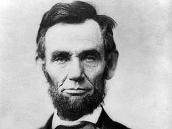 Авраам Линкольн страдал косоглазием