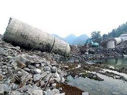 Число погибших при обрушении моста в Китае достигло 29 человек