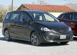 Mazda5 станет выглядеть более агрессивно