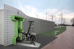 Автомат с велосипедами (фото)