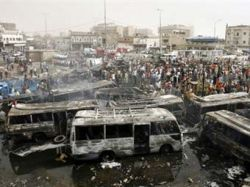 В Ираке в результате серии терактов убиты 175 человек