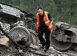 Подрыв поезда «Невский экспресс» заставил россиян еще раз задуматься о своей уязвимости перед терактами