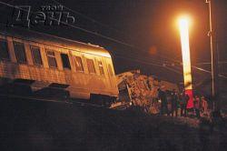 Поезд взорвал террорист-смертник