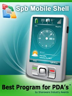 Spb Mobile Shell – лучшая программа для КПК