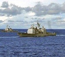 США беспокоят намерения Китая в Тихом океане