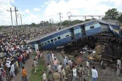 Самые кровавые железнодорожные катастрофы (фото)