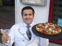 Пицца с коньяком за 8300 евро