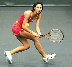 Россиянка Светлана Кузнецова вышла в третий круг крупного теннисного турнира в Торонто