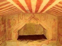В Тоскане найдена неразграбленная этрусская гробница