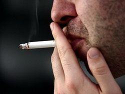 Курение и член