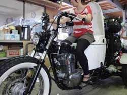 WWW.OPEN.AZ Версия для печати Мотоцикл со встроенным туалетом (26 фото + видео) .