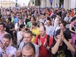 """В Беларуси запрещено """"массовое бездействие"""""""