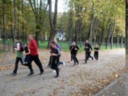 Минская милиция запретила оздоровительные пробежки в парке