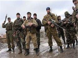 Северокавказские боевики проходили подготовку в Абхазии
