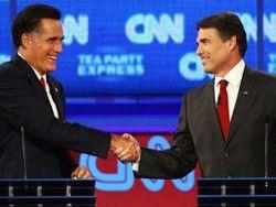 Митт Ромни вырвался вперед в республиканской гонке