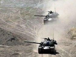 Турция проведет учения на сирийской границе
