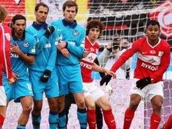 Футбол: первый дивизион. 31-й тур