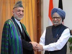 Индия стала стратегическим партнером Афганистана