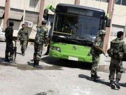В Сирии арестовали 3000 жителей одного города