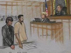 Резван Фердаус отверг обвинение в попытке взорвать Пентагон
