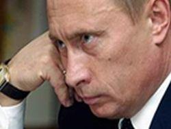 Гнилой лозунг Владимира Путина