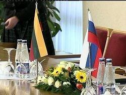 Россия и Литва подписали Декларацию о партнерстве