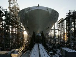 Банкротства Балтийского завода Санкт-Петербурга не будет
