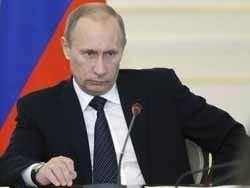 Путин провел встречу с губернатором Тульской области