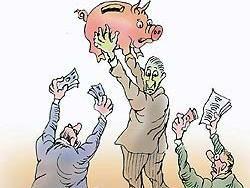 Большинство россиян не хотят софинансировать свою пенсию
