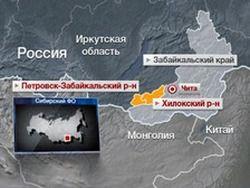 В Забайкалье из-за пожаров введен режим ЧС