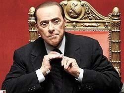 Берлускони дал обещание покинуть пост главы правительства