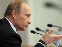 Путин отказался заводить аккаунт в Интернете
