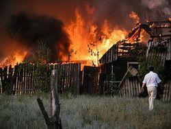 Россиян вынудят страховать жилье от природных пожаров