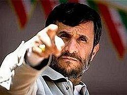 Ахмадинежад заподозрил Турцию в стремлении спасти Израиль