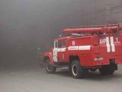 Полицейские устроили пожар в РОВД во время застолья