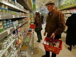Общественная Палата: цены на продукты в РФ снизились