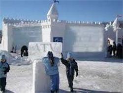 На Урале чиновники потратят 21 млн рублей на снежный городок