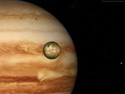 Земные бактерии способны существовать на спутнике Юпитера