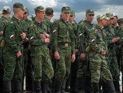 Минобороны введет должность главного сержанта ВС