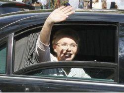Соратники Тимошенко согласились на ее арест