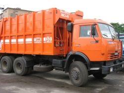 Системой ГЛОНАСС надо оснастить все мусоровозы страны