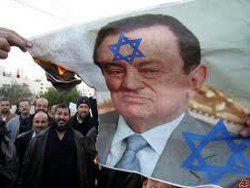 """Мубарака собрались сделать """"человеком года"""" в Израиле"""