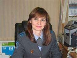 Следователь Дмитриева арестована с санкции суда