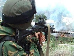 На границе РФ и Украины завязалась перестрелка