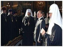 Опрос: почти половина россиян готова доверить цензуру церкви